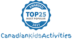 CanadianKidsActivities Most Popular 2017 Award