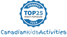CanadianKidsActivities Most Popular 2018 Award